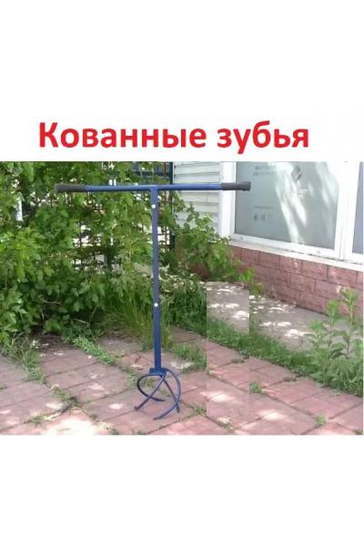 Ручной культиватор Торнадо кованный