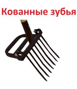 """Чудо-лопата рыхлитель Картофелекопалка """"Урожай-К"""" (кованные зубья)"""